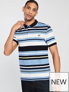 fred-perry-fred-perry-bold-stripe-pique-polo-shirt