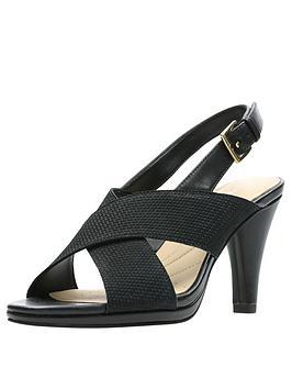 clarks-dalia-lotus-heeled-sandals-black
