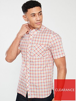 fred-perry-four-colour-gingam-ss-shirt