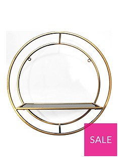 arthouse-circular-gold-shelf