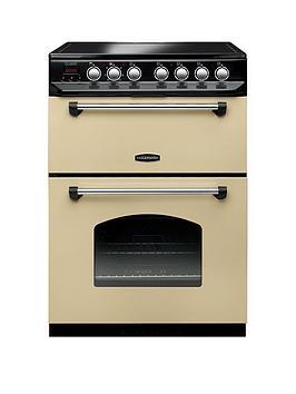 Rangemaster Clas60Eccr Classic 60Cm Electric Cooker – Cream