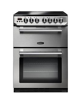 rangemaster-prop60ecss-professional-60cmnbspwide-electric-cooker-with-ceramic-hob-stainless-steel