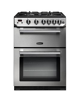 Rangemaster Prop60Ngfss Professional 60Cm Wide Gas Cooker - Stainless Steel