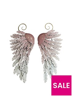 arthouse-large-metal-angel-wings-wall-art