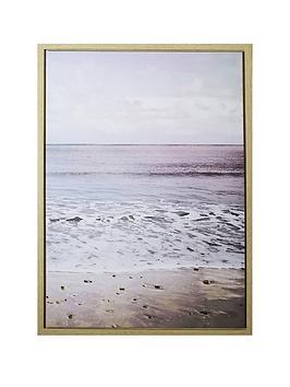 arthouse-beach-scene-framed-canvas-wall-art