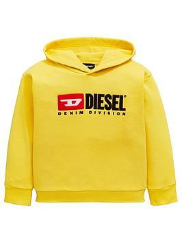 diesel-boys-logo-hooded-sweat