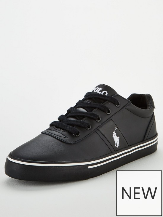 e5d78ddf0a7 Polo Ralph Lauren Hanford Sneaker - Black | very.co.uk