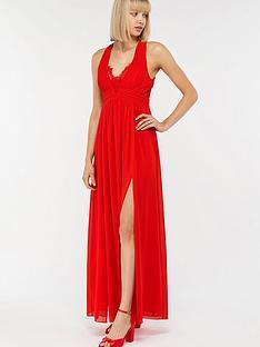 monsoon-alexandra-lace-maxi-dress-red