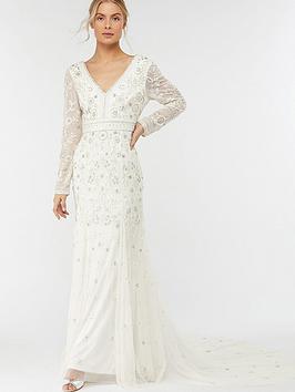 monsoon-elizabeth-embellished-long-sleeved-wedding-dress-ivory
