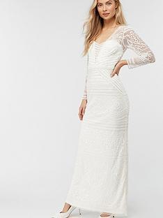 monsoon-charlotte-geo-embellished-long-sleeved-wedding-dress-ivory