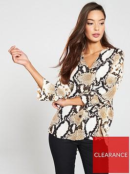 river-island-river-island-woven-printed-wrap-blouse-animal