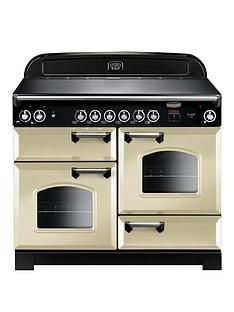 rangemaster-cla110eccr-classic-110cmnbspwide-electric-range-cooker-with-ceramic-hob-cream