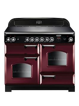 rangemaster-cla110eccy-classic-110cmnbspwide-electric-range-cooker-with-ceramic-hob-cranberry