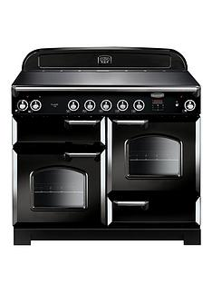 rangemaster-cla110eibl-classic-110cmnbspwide-electric-range-cooker-with-induction-hob-black