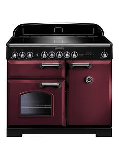 rangemaster-cdl100eibl-classic-deluxe-100cmnbspwide-electric-range-cooker-with-induction-hob-black