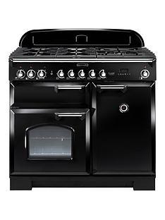 rangemaster-cdl100dffbl-classic-deluxe-100cmnbspwide-dual-fuel-range-cooker-black