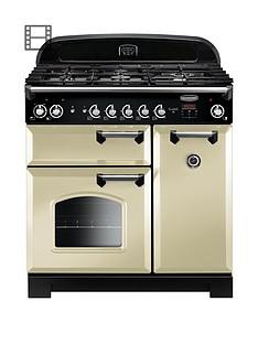 rangemaster-cla90dffbl-classic-90cm-wide-dual-fuel-range-cooker