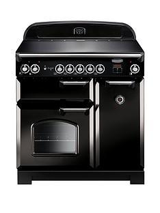 rangemaster-cla90ecbl-classic-90cmnbspwide-electric-range-cooker-black