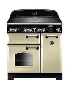 rangemaster-cla90ecbl-classic-90cmnbspwide-electric-range-cooker-with-ceramic-hob