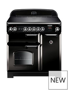 rangemaster-cla90eibl-classic-90cm-electric-range-cooker-with-induction-hob-black