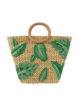 monsoon-raffia-embroidered-leaf-shopper-bag-multi