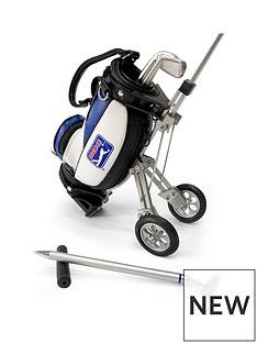 pga-tour-desktop-golf-bag-and-pen-set