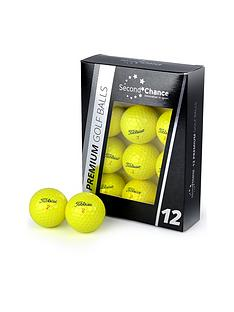 titleist-12-pack-titleist-yellow-optic-grade-a