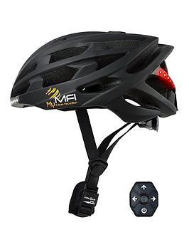 mfi-smart-helmet-black-lrg-58-61cm