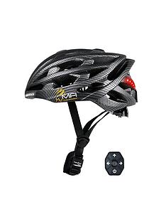 MFI SMART HELMET CARBON LRG 58-61cm