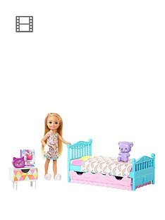 barbie-club-chelsea-doll-bedtime-playset