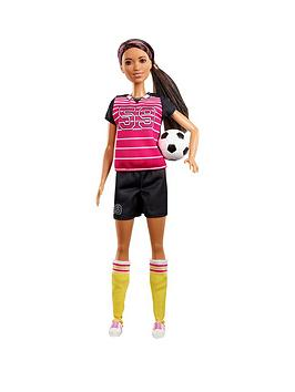 barbie-i-can-be-an-athelete-60th-career-football-player-doll
