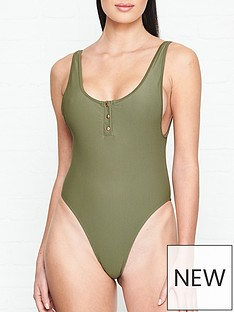 frankies-bikinis-adele-button-detail-swimsuit-olive