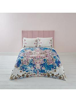 river-island-blue-persian-duvet-cover-set