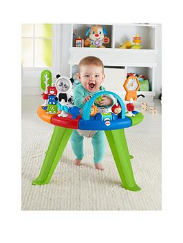 Fisher-Price 3-In-1 Activity Spin Centre