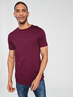 river-island-short-sleeve-curved-hem-tee