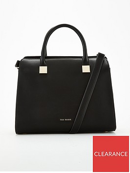 ted-baker-trudy-rolled-handle-tote-bag