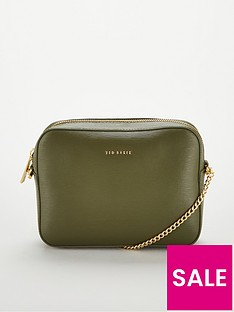 ted-baker-juliie-leather-cross-bodynbspcamera-bag-green