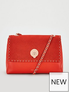 615afe7cb Ted Baker Studded Circle Lock Xbody Bag