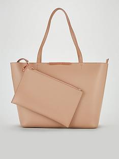 d52eeb40d Ted Baker Colour Block Leather Shopper