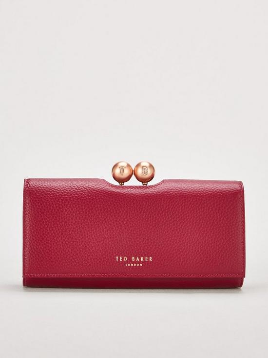 5317196f9 Ted Baker Josiey Scripted Bobble Matinee Purse - Red