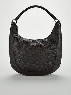 3df118631 Ted Baker Mariele Stab Stitch Hobo Bag - Black