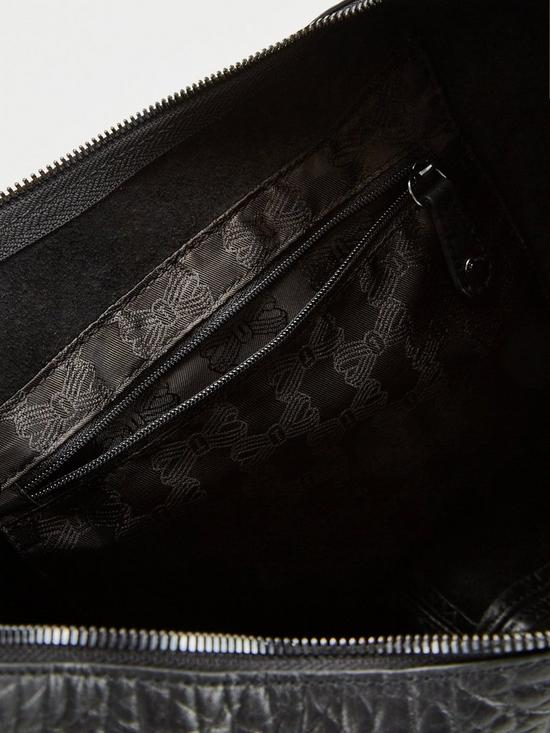 43e8672f5c96 ... Ted Baker Mariele Stab Stitch Hobo Bag - Black. View larger