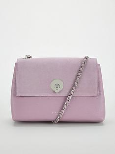 e93b9fdc9 Ted Baker Sylvana Circle Lock Cross Body Bag - Light Purple