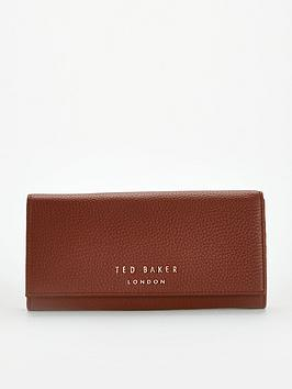 ted-baker-selma-statement-letters-matinee-brown