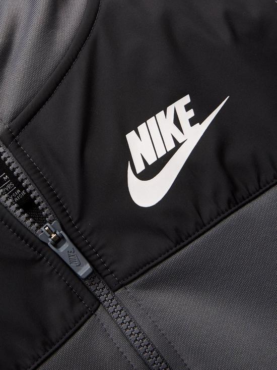 280b8ab50 ... Nike Boys Hybrid Tracksuit - Dark Grey. View larger