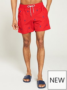 polo-ralph-lauren-logo-swim-shorts-red