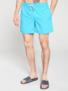 7321797ad Polo Ralph Lauren Traveller Swimming Shorts - Blue