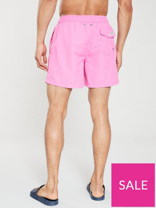 e312cba37b ... Polo Ralph Lauren Traveller Swim Shorts - Maui Pink. View larger