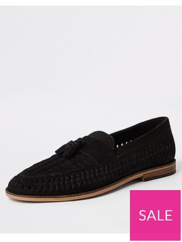 river-island-nubuck-hurrache-wide-fit