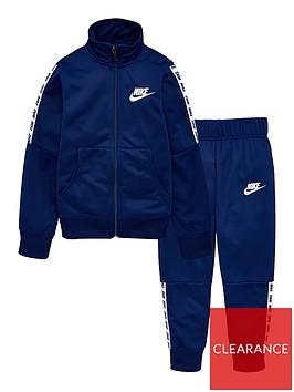 nike-sportswearnbspgirls-tricot-tracksuit-navy